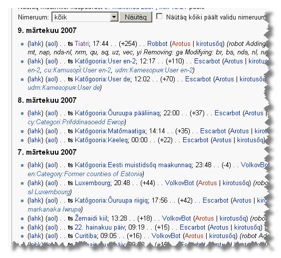 Боты в Википедии