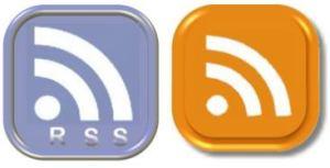 Две кнопки RSS