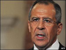 Ministro Lavrov