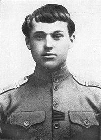 Драгун Рокоссовский в 1916 году. Из Википедии