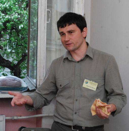 На презентации IV Петербургского фестиваля языков