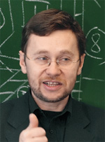 Prof. Dmitrij Gavra (n. 1956)