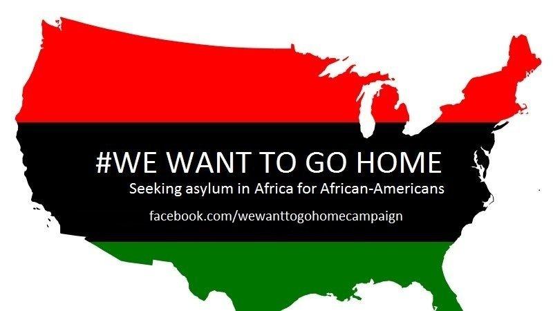 Убежище в Африке